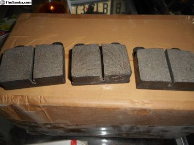type 3 disc brake pads