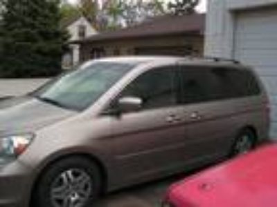 Used 2005 Honda Odyssey EX in Canton, OH