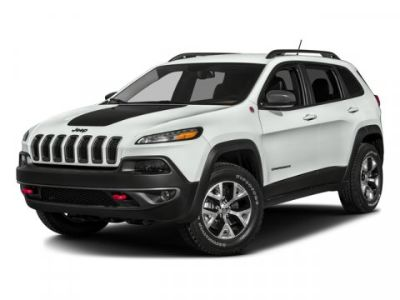 2016 Jeep Cherokee Trailhawk (Billet Silver Metallic Clearcoat)