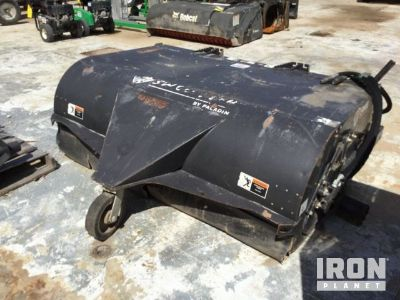 2015 Paladin VRS6M-0022 Skid-Steer Sweeper