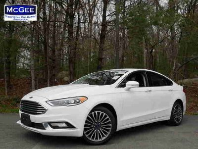 Used 2017 Ford Fusion AWD