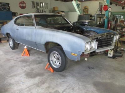 "1970 Buick Skylark 2 dr HT GSX Clone."" Price Lowered"""