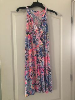 VGUC Lilly Pulitzer Dress