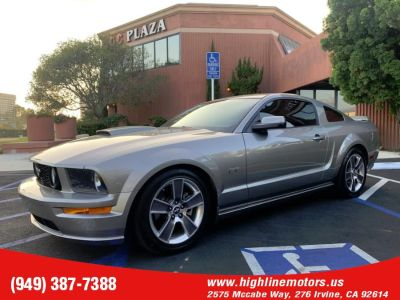 2008 Ford Mustang GT Deluxe (Alloy Metallic)