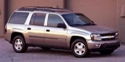 2004 Chevrolet Trailblazer EXT LT (Summit White)