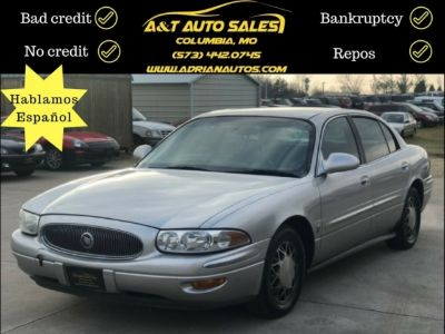 2004 Buick LeSabre 4dr Sdn Limited