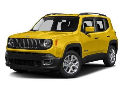 2016 Jeep Renegade (Not Given)