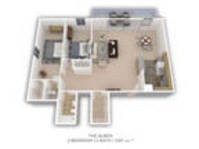 Kings Park Plaza Apartment Homes - 2 BR One BA