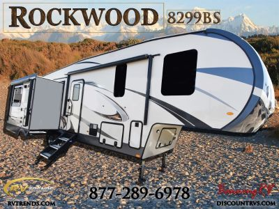 2019 Forest River ROCKWOOD 8299BS