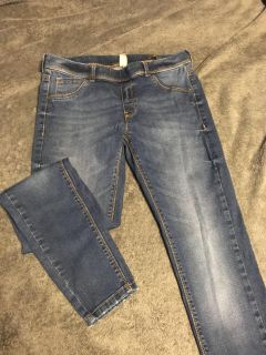 MNG Jeggings sz 8 - Stretchy & Tight