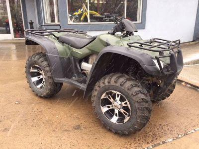 2005 Honda FourTrax Rancher 4X4 ES Utility ATVs Palmerton, PA