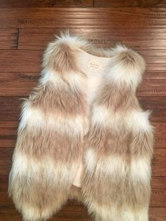 Fur vest from Alter d State