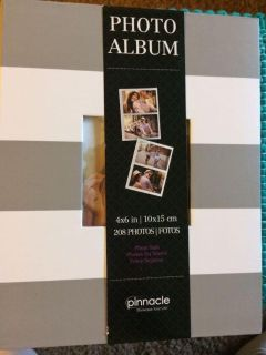 4X 6 photo album FREE with purchase