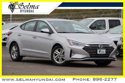 2019 Hyundai Elantra (Symphony Silver)
