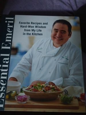 Emeril cookbook