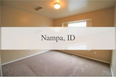 Nampa, Great Location, 4 bedroom House. Washer/Dryer Hookups!