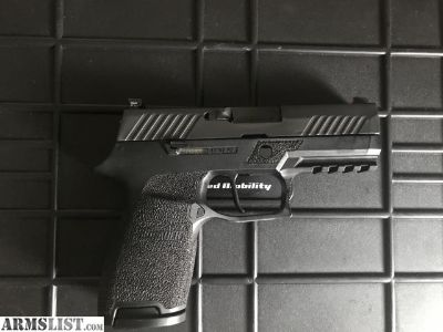 For Sale: Sig P320C
