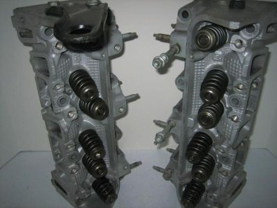 Find 3.1 V-6 Chevy Aluminum Cylinder Heads w/Gaskets (Casting #24507487) Bolt On! motorcycle in Suisun City, California, US, for US $350.00