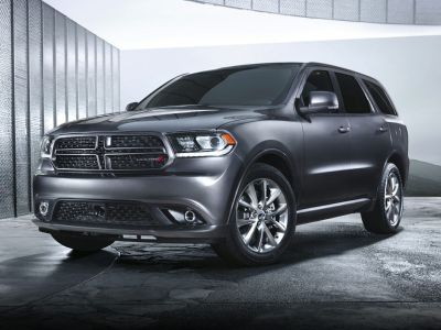 2017 Dodge Durango R/T (Granite Metallic Clearcoat)