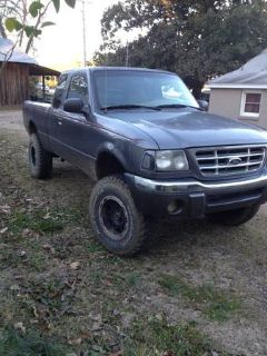 2000 Ford Ranger 4x4 with lift