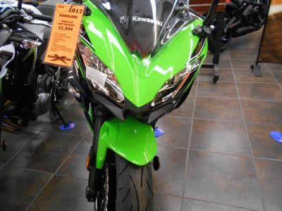 2017 Kawasaki Ninja 650 ABS KRT Edition Sport Motorcycles Belvidere, IL