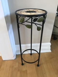Plant Stand 20 inches tall