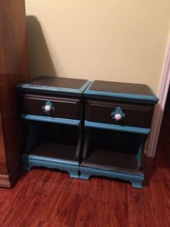 Small end tables set
