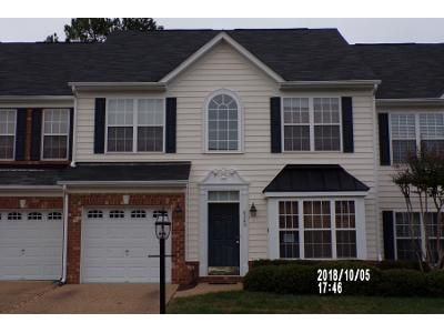 3 Bed 2.5 Bath Preforeclosure Property in Chesterfield, VA 23832 - Eagles Crest Ln