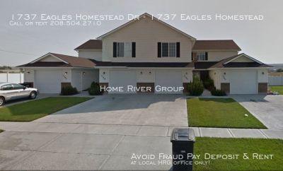 Single-family home Rental - 1737 Eagles Homestead Dr