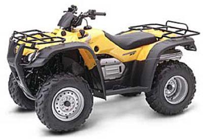 2004 Honda FourTrax Rancher AT GPScape ATV Utility Savannah, GA