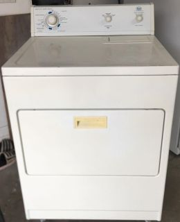Whirlpool Heavy Duty Super Capacity Electric Dryer