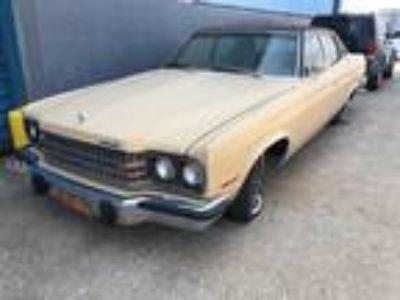 1974 American Motors Amc Ambassador