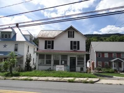 3 Bed 2 Bath Foreclosure Property in Everett, PA 15537 - N Spring St