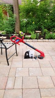 Toro 24 V Battery Trimmer, Mint Condition