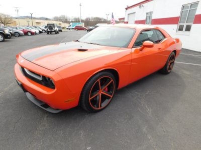 2008 Dodge Challenger SRT8 (Hemi Orange Pearl)