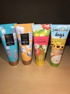 Bath and Body Works Lotions Set #2