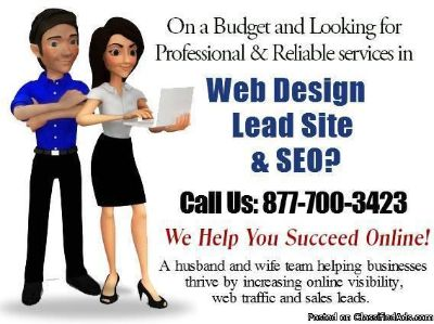 Live In NC & Need a Web Designer or SEO Expert? We Can Help!