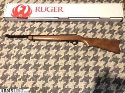 For Sale: Ruger 10/22