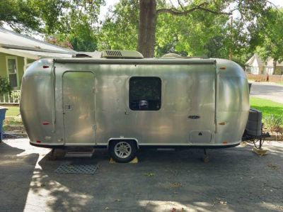 2008 Airstream Sport 21 Travel Trailer