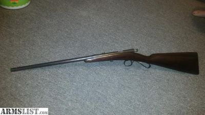 For Sale/Trade: Savage model 1904