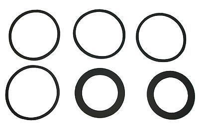Purchase 1960 Cadillac Taillight & Back Up Light Gasket Kit 6 pc motorcycle in San Diego, California, United States, for US $15.98