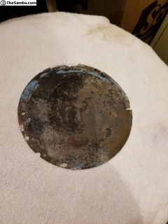 Inspection plate from 59 beetle