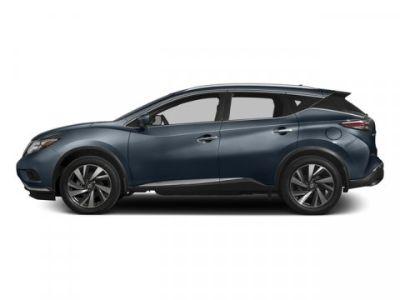 2017 Nissan Murano SL (Arctic Blue Metallic)