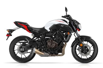 2018 Yamaha MT-07 Sport Motorcycles Hobart, IN