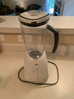 Braun Electric Blender