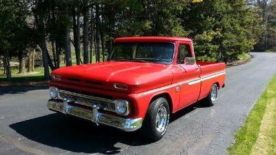 1966 Chevrolet C10 Fleetside Shortbox