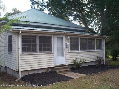 3 Bed 1 Bath Foreclosure Property in Sipsey, AL 35584 - 2nd St