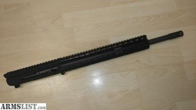 For Sale: Complete Side Charging AR-15 in 7.62x39