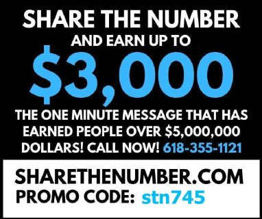 EARN UP TO $3000 INSTANTLY...