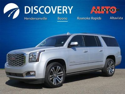2019 GMC Yukon XL Denali (Quicksilver Metallic)